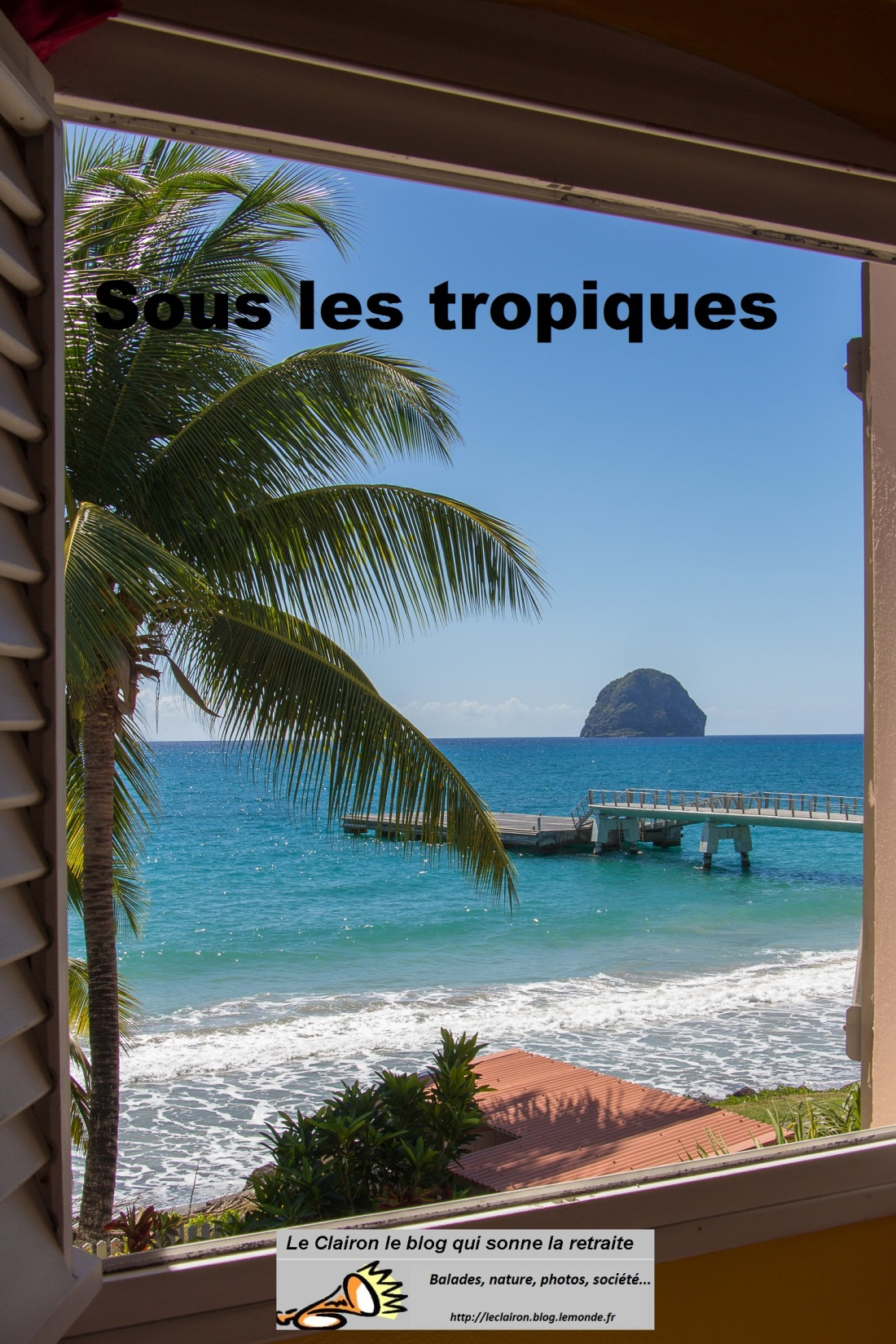 couverture sous les tropiques
