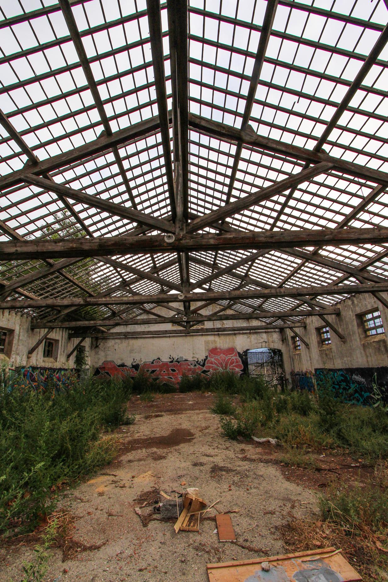 arles-ruine industrielle